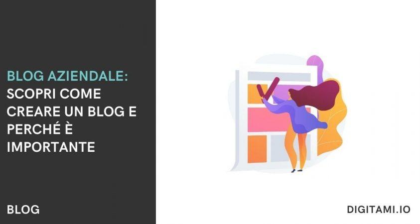 Copertina Articolo Blog Aziendale